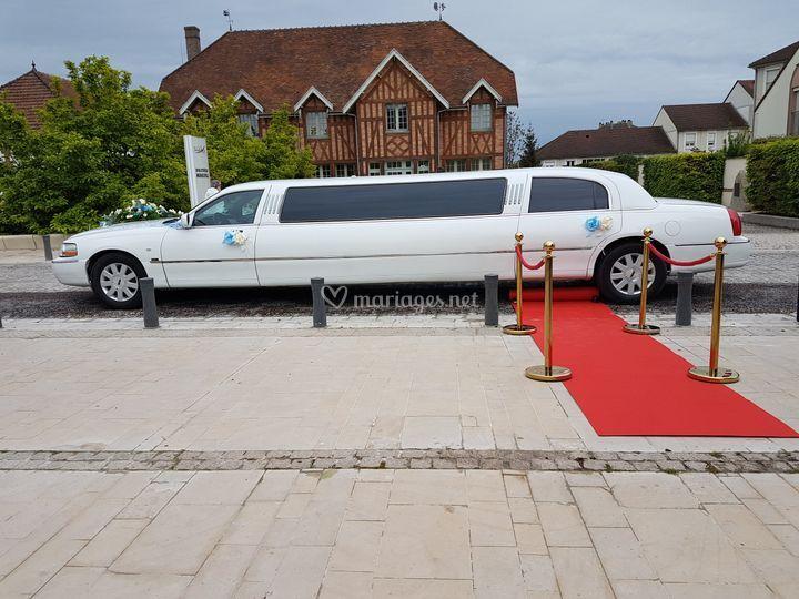 Nouvelle limousine