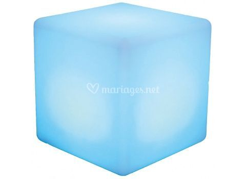 Cube lumineux TVM