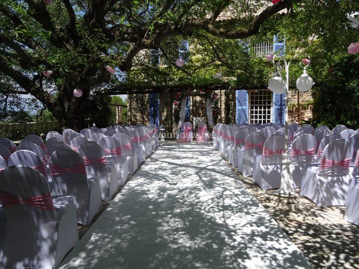 Service wedding planner