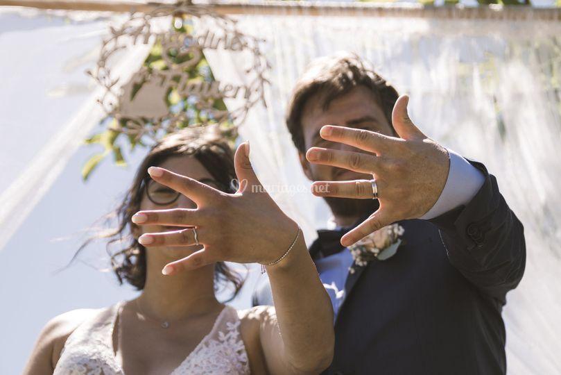 Mariage à Lançon-de-Provence