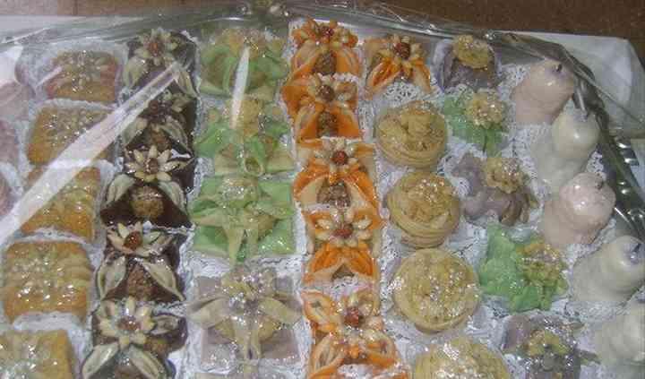 Patisseries gourmandes