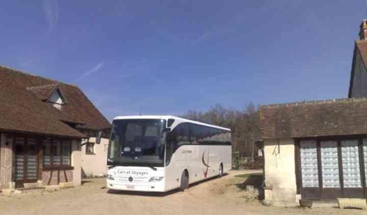 Transport invités mariage