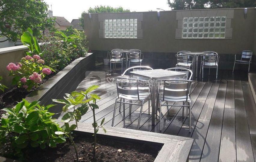 Terrasse Roof-Top