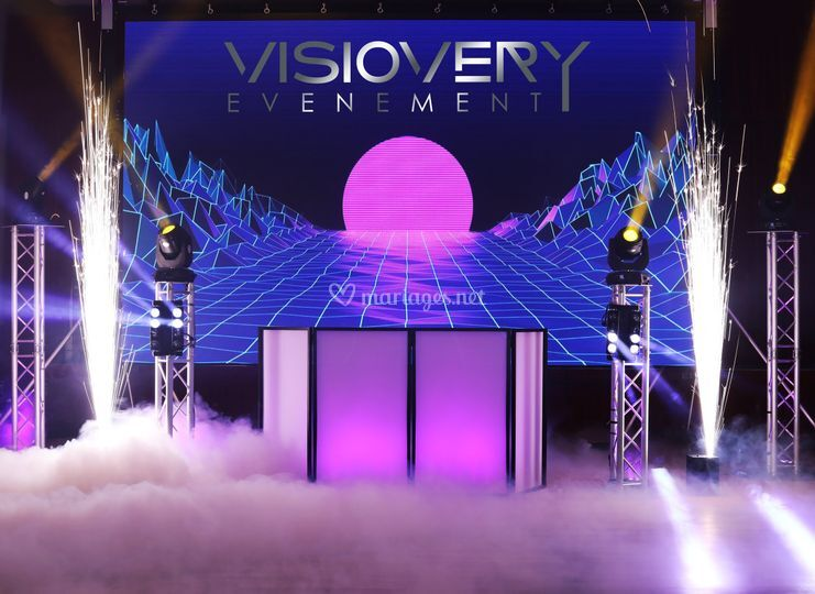 Visiovery Evenement
