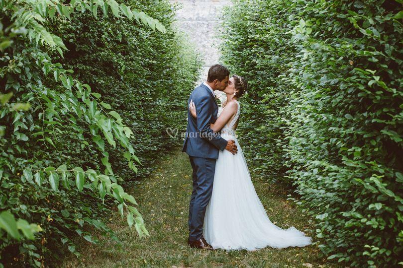 Photo de couple - Juillet 2019