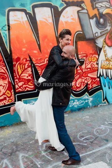 Mariés à Paris !!!