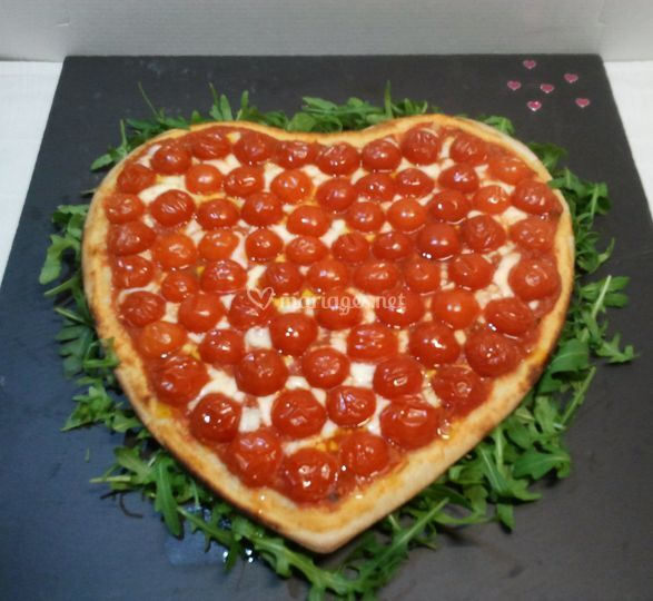 Pizza coeur 2