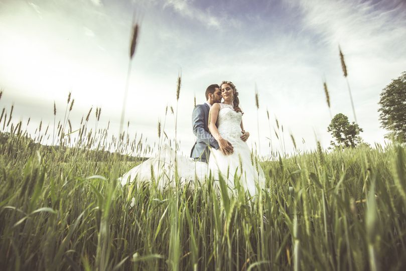 Séance Couple Mariés Corse