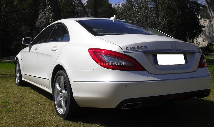 AG Cars. Mercedes CLS