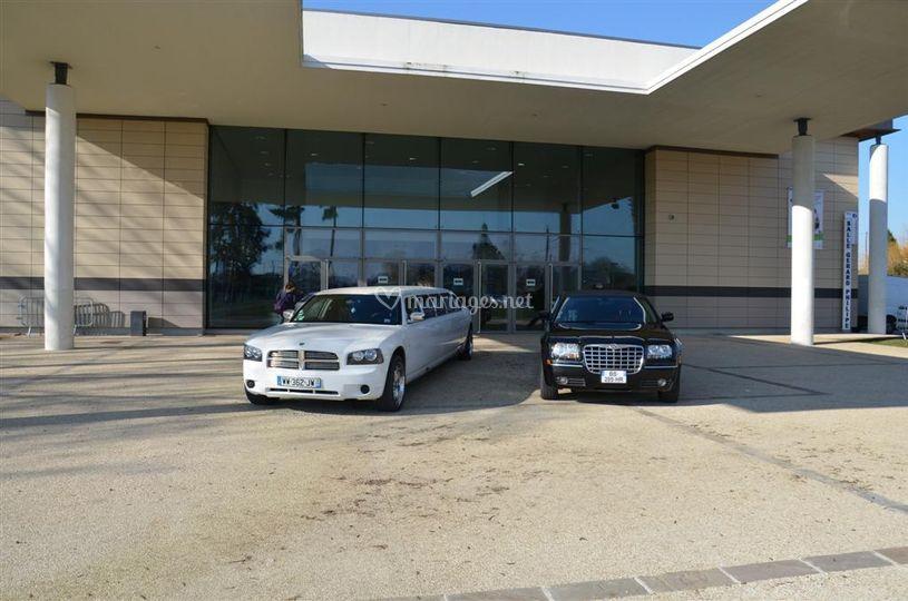 Limousine Dodge et Chrysler