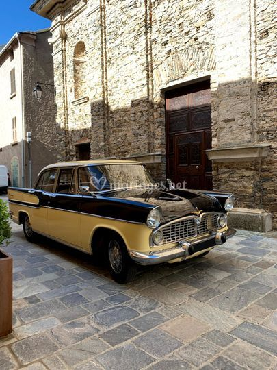 Simca Chambord de 1961