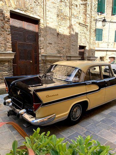 Simca Chambord avec un V8
