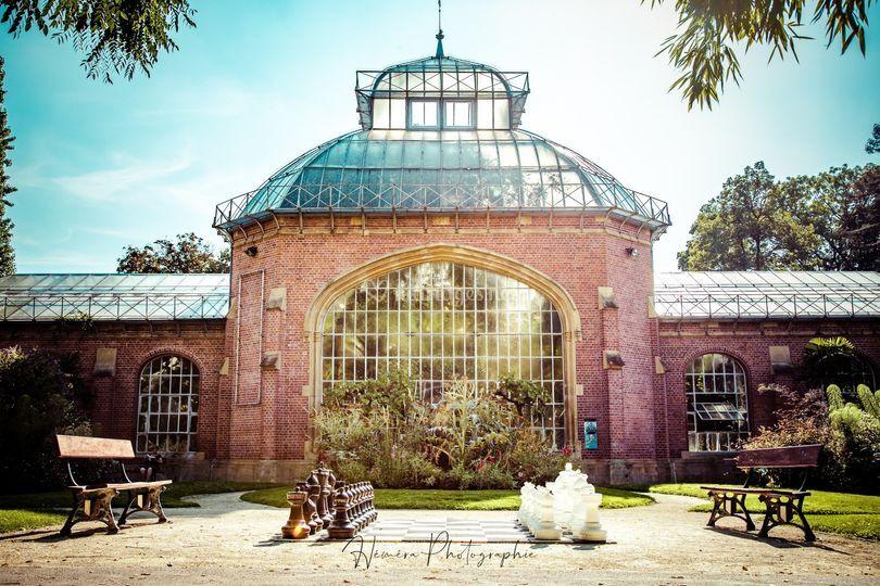 Jardin botanique de Metz
