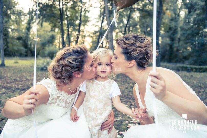 Amour mères fille