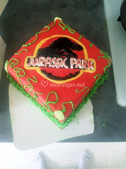 Jurassik park anniversaire