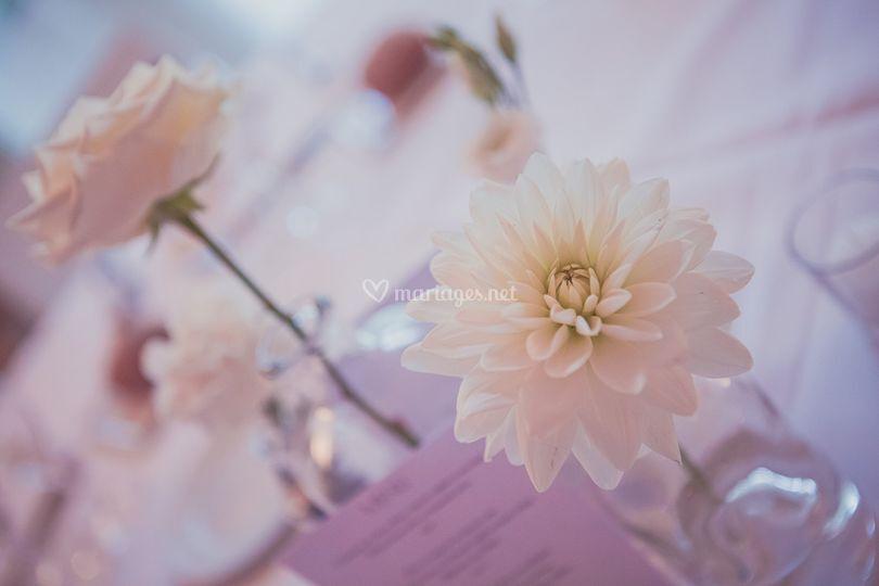 Decoration de mariage chic