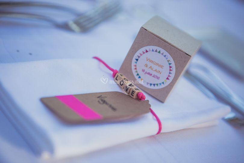Cadeaux invites