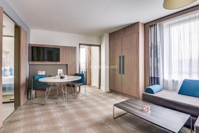 Suite - salon
