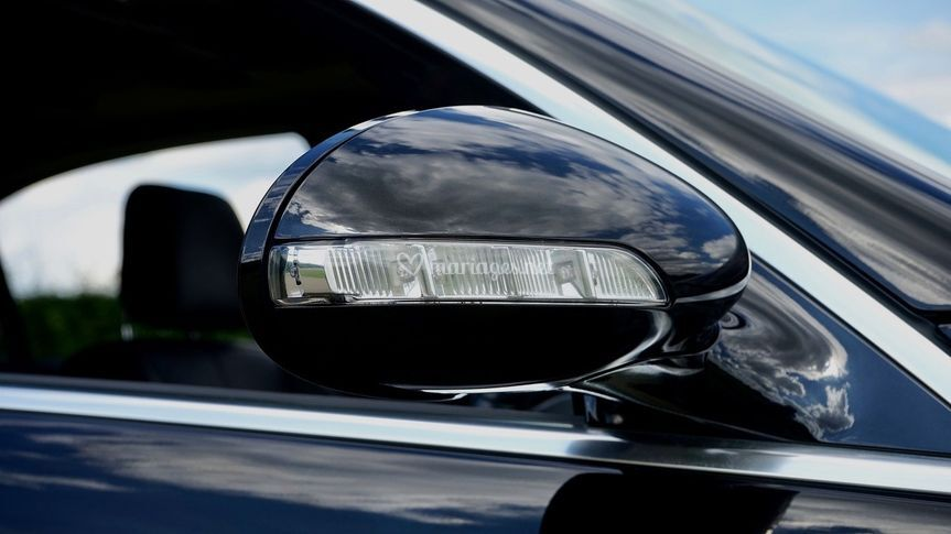 BMW série 5 Mariage