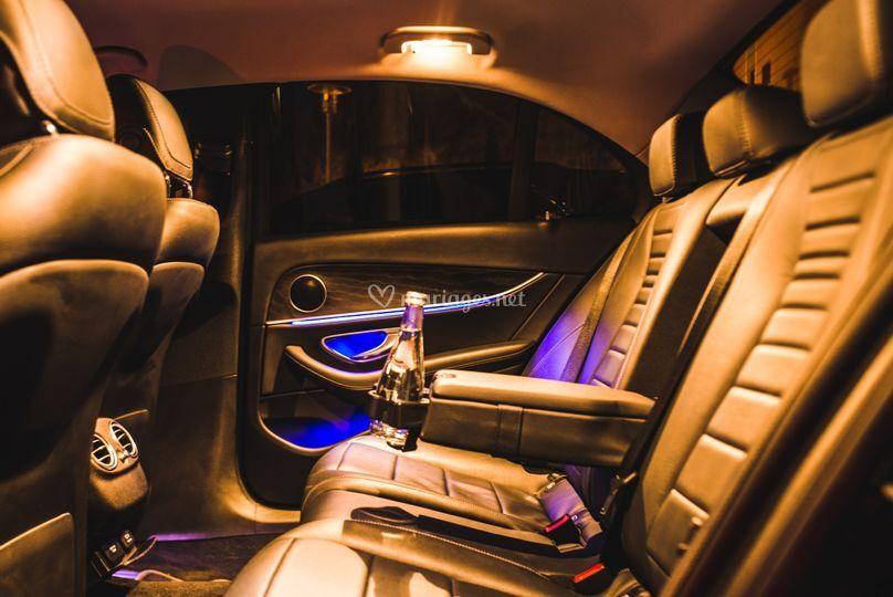 Intérieur Mercedes Classe E