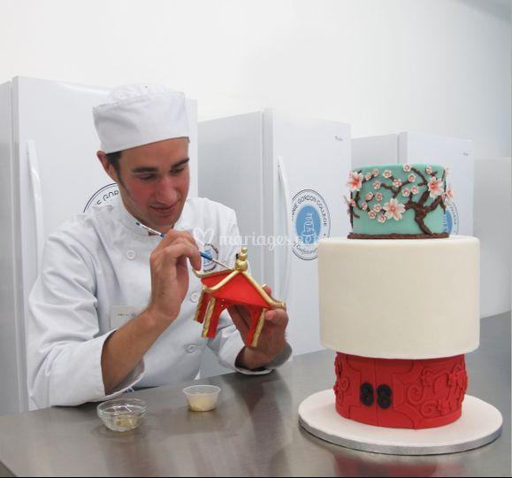 Nans Washer - Cake Designer