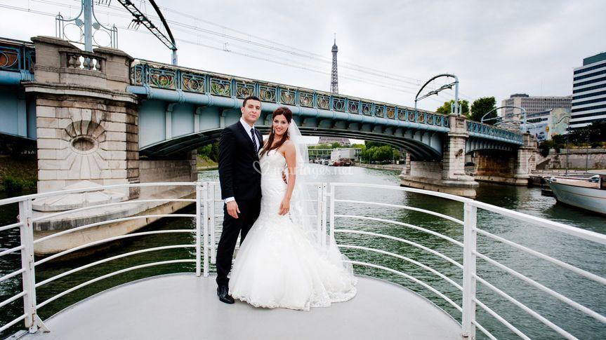 Romance Photo T. Eiffel, Paris