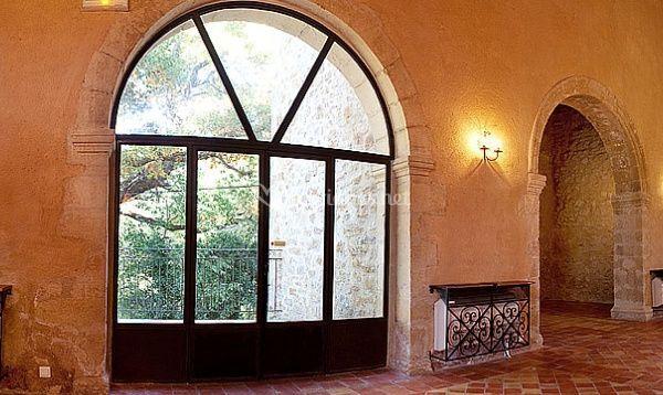 Larges portes-fenêtres