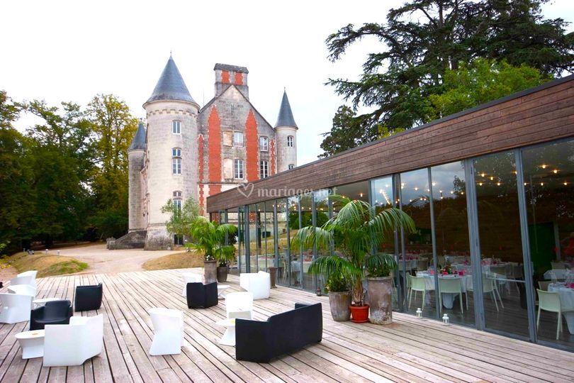 Château et L'Orangerie