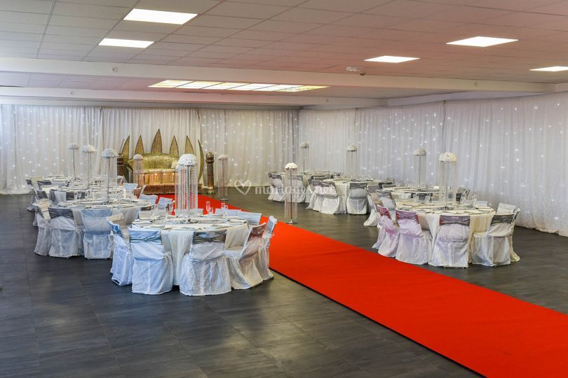 Salle Aphrodite - 200 pers
