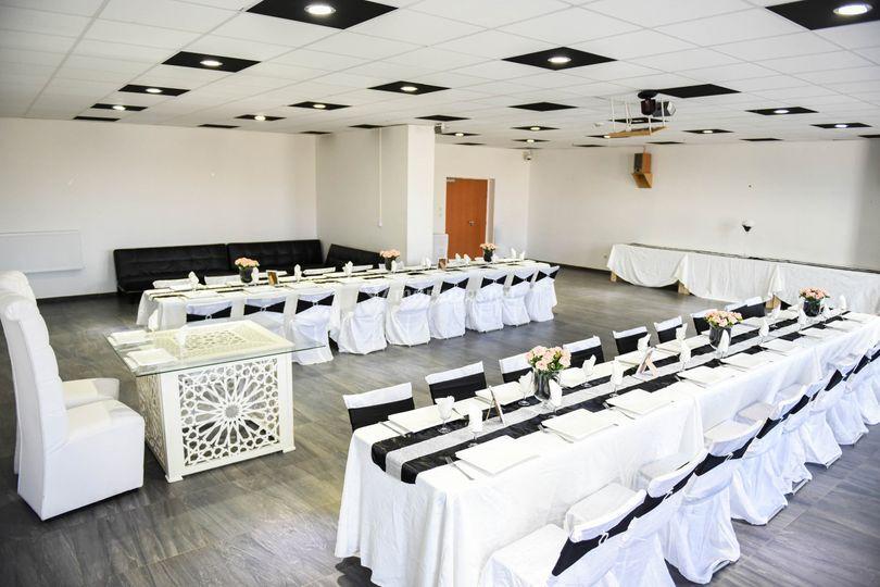 Salle APOLLON - 100 pers
