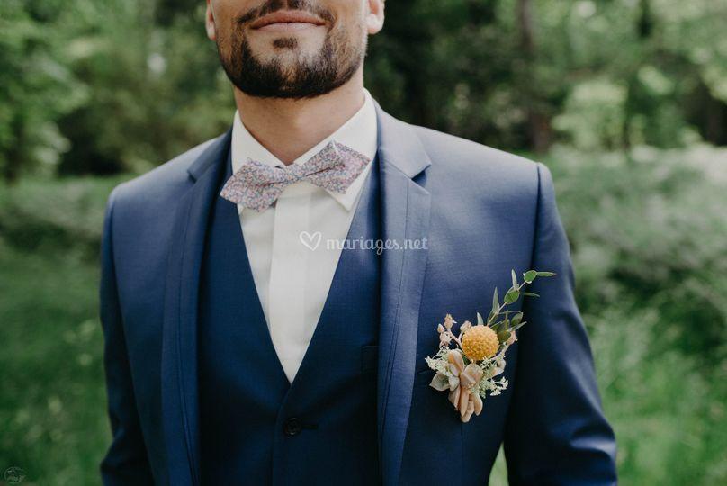 Mr le marié