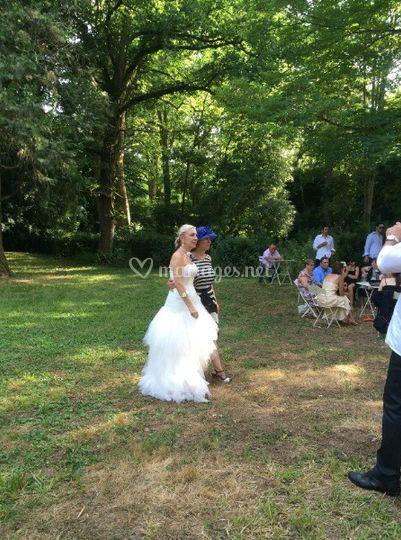 Réceptions de mariage