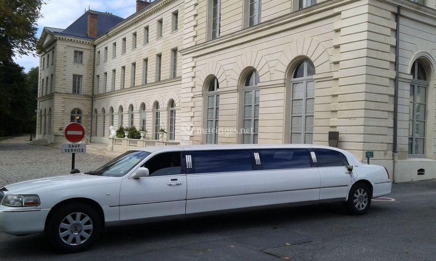 Service limousine