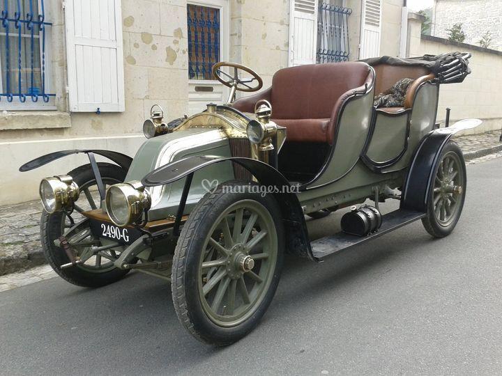 Double phaeton 1909