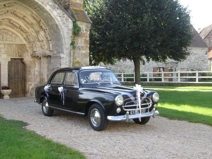 Peugeot 403 de 1958