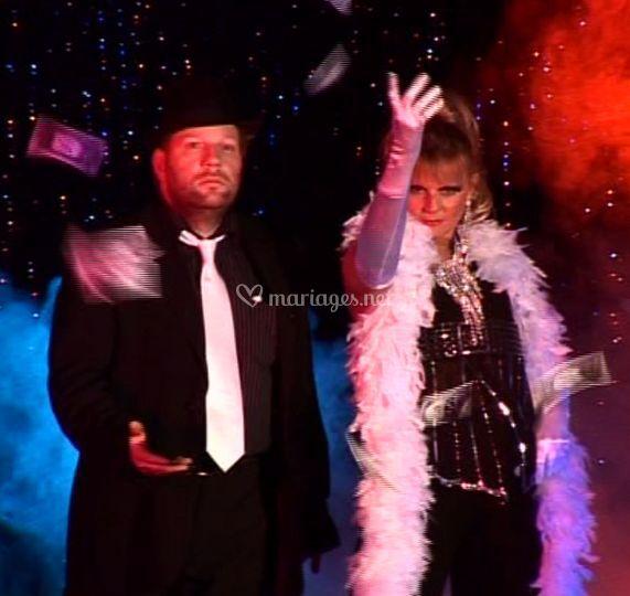 Evénéments privés et professionnels Cabaret