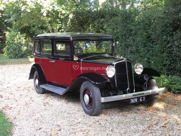 Taxi G7 de 1933