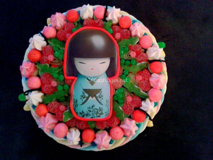 Poupée Gâteau photo