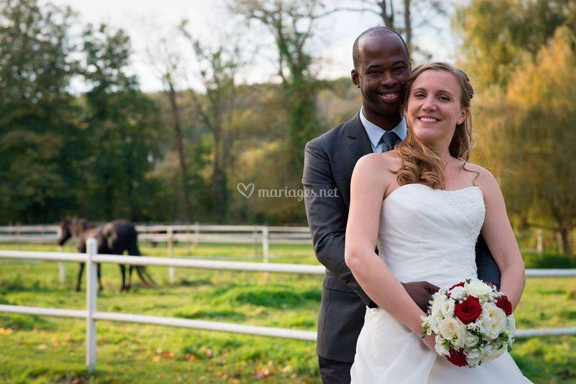 Mariage d'Émilie et Stéphane