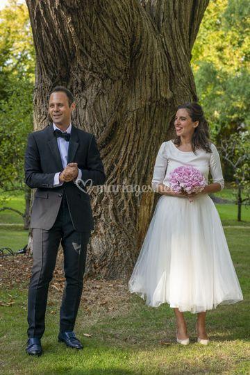 Mariage de Cristina et Ishua