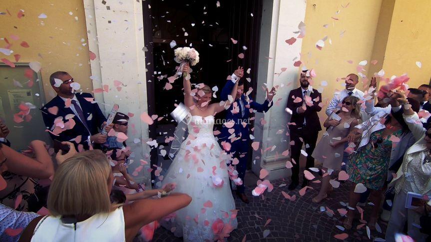 Mariage C&Y à Montrieux