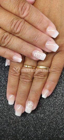 Pose complète avec nail art