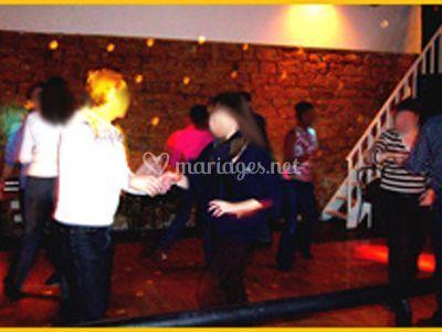 Piste danse salsa