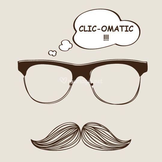 La moustache clic-omatic
