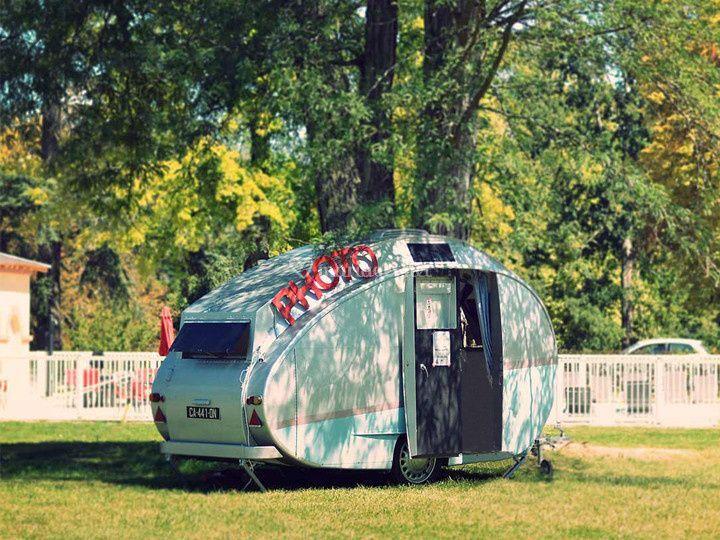 Caravane photo // Clic-Omatic