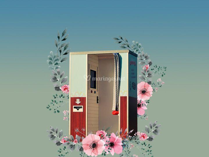Cabine photo // Clic-Omatic