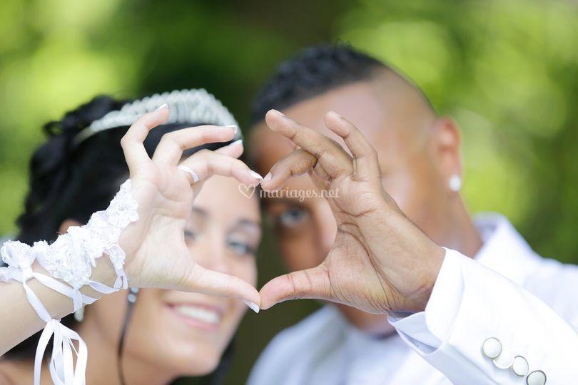 Coeur Mariage