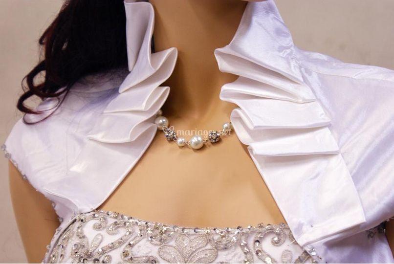 Détail perles
