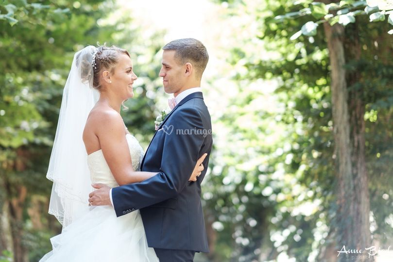 Couple de mariés 2018