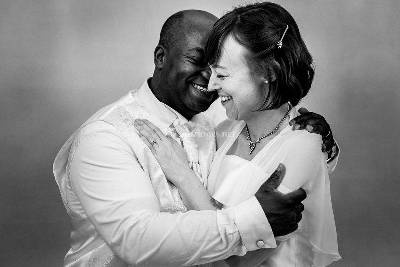 Couple de mariés 2020
